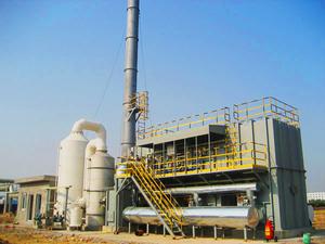RTO蓄热式氧化炉